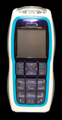 A 'wave and pay' mobile device