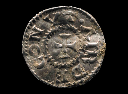A previously unrecorded coin type, probably carrying the name of an otherwise unknown Viking ruler in northern England