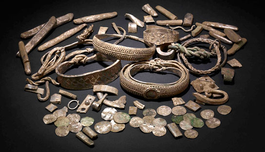 The Silverdale Hoard