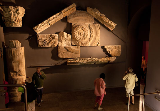The Roman Baths Museum. © Bath & North East Somerset Council