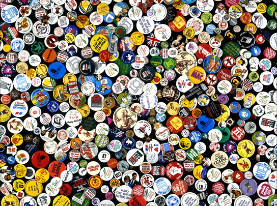 Badges in the British Museum collection