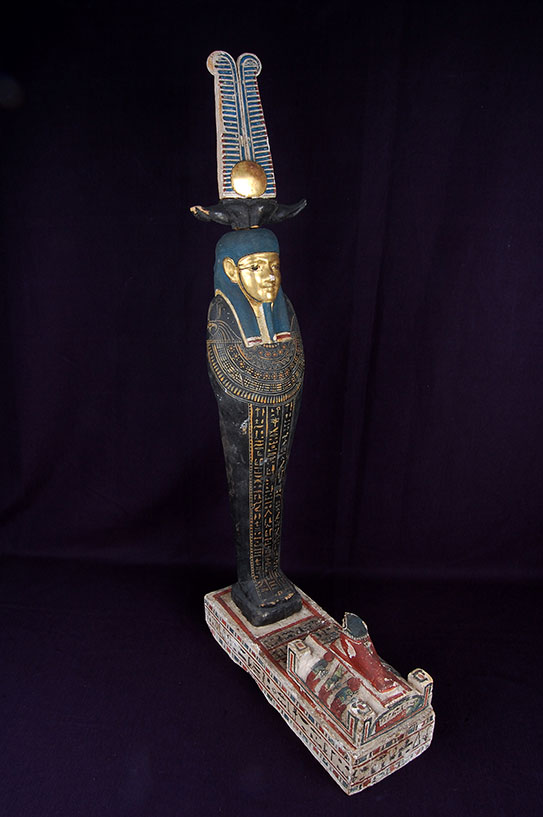 Ptah-Sokar-Osiris figure of Neswy