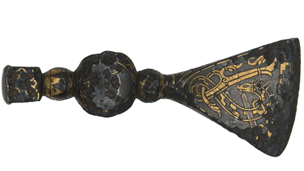 Eastern style axe-head © State Historical Museum, Moscow