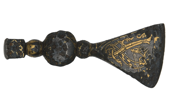 Eastern style axe-head © State Historical Museum, Moscow.