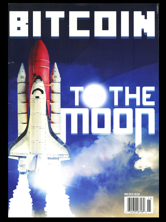 Bitcoin Magazine Issue 16: To the Moon (November)