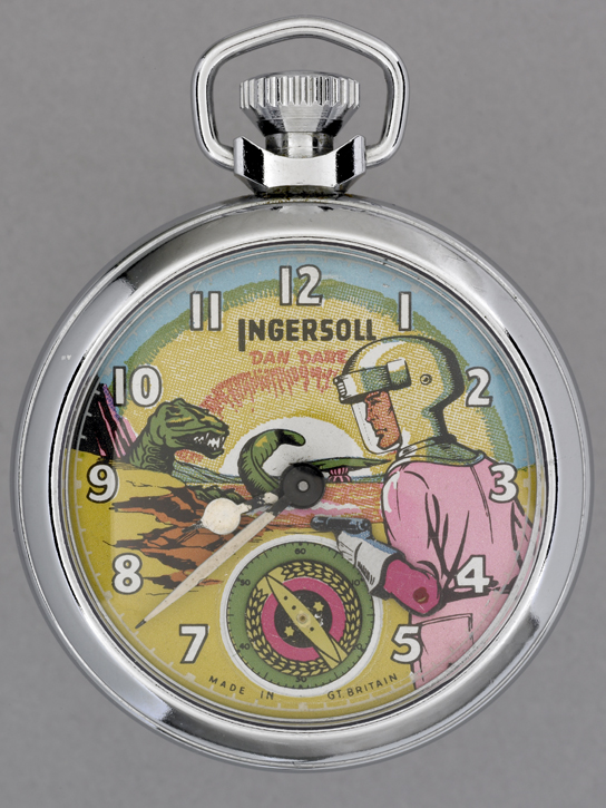 Ingersoll Ltd pin pallet lever watch. Ystradgynlais and London, 1952