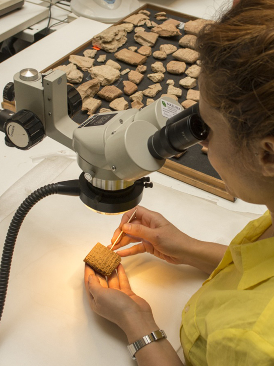 Assessing a cuneiform tablet from Ur