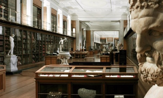 Room 1: Enlightenment Gallery