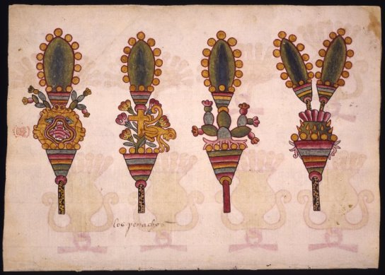 The Tepetlaoztoc Codex. Pre-Columbian Mexico, 16th century. 21.5 x 29.5 cm. British Museum Am2006,Drg.13964